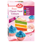 Ruf Classic Food Colours 80g