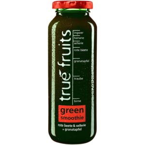 True Fruits Smoothie green no. 3 250ml