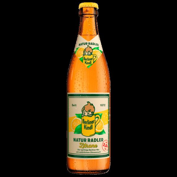 Berliner Kindl Radler naturtrüb 0,5l