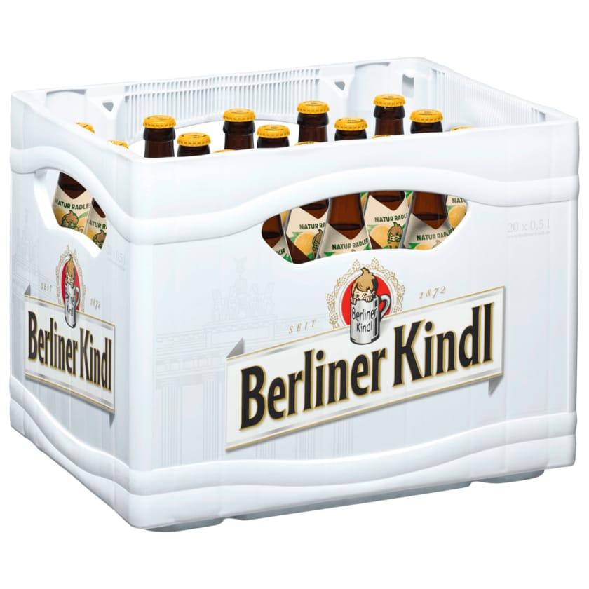 Berliner Kindl Radler Naturtrüb 20x0,5l