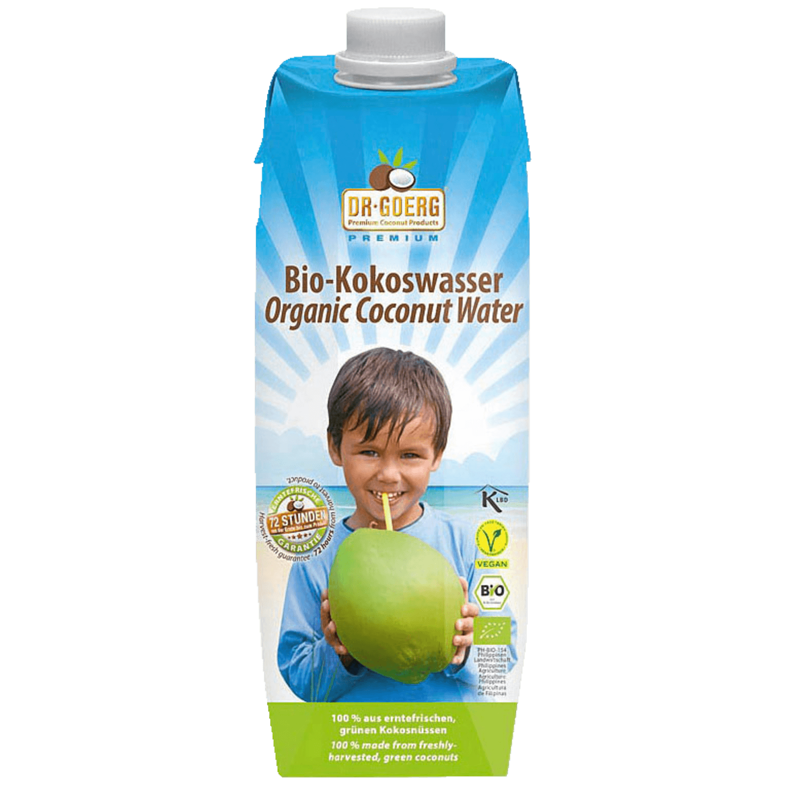 Dr. Goerg Bio-Kokoswasser 1l