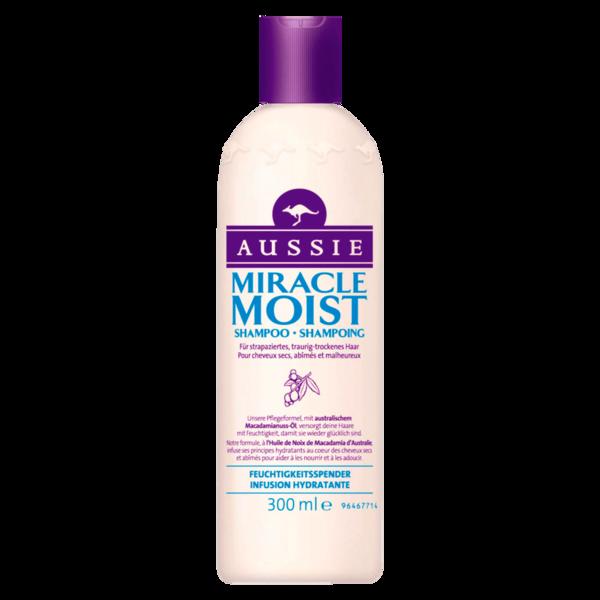 Aussie Haarshampoo Miracle Moist 300ml