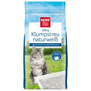 REWE Beste Wahl Ultra-Streu Katze 6l