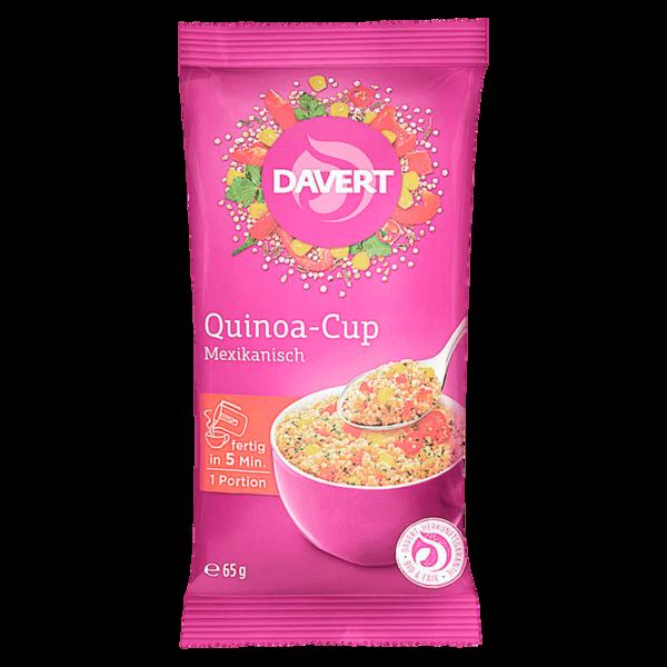 Davert Bio Quinoa-Cup Mexikanisch 65g