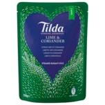 Tilda Basmatireis gedämpft Limette und Koriander 250g