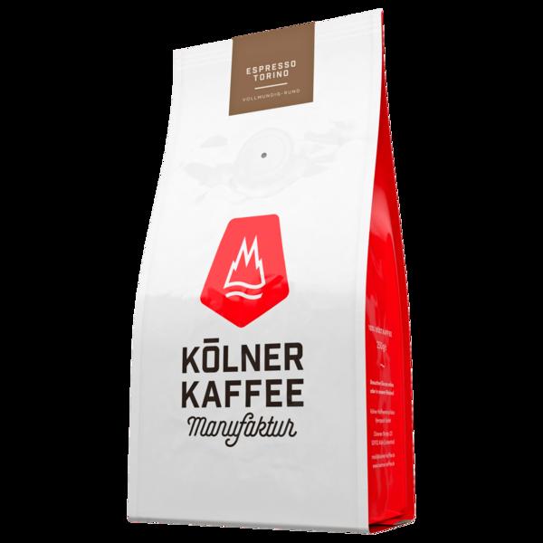 Kölner Kaffee Espresso Torino Bohne 250g