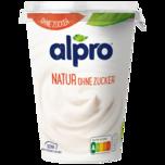 Alpro Soja-Joghurtalternative Natur Ungesüßt 500 g