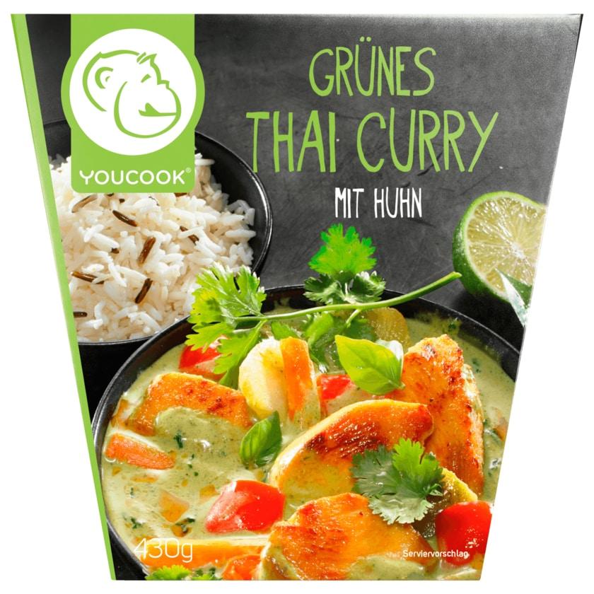 Youcook Grünes Thai Curry 430g