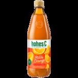 Hohes C Milde Orange mit Fruchtfleisch 1l