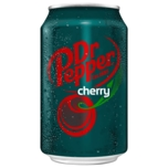 Dr Pepper Cherry 0,33l