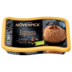 Mövenpick Eis Gourmet Creation Espresso Krokant Familienpackung 850ml