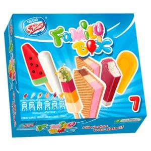 Nestlé Schöller Eis Family Box 563ml 7 Stück