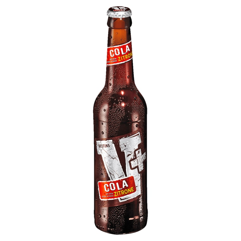 Veltins Biermix V+ Cola mit Zitrone 0,33l