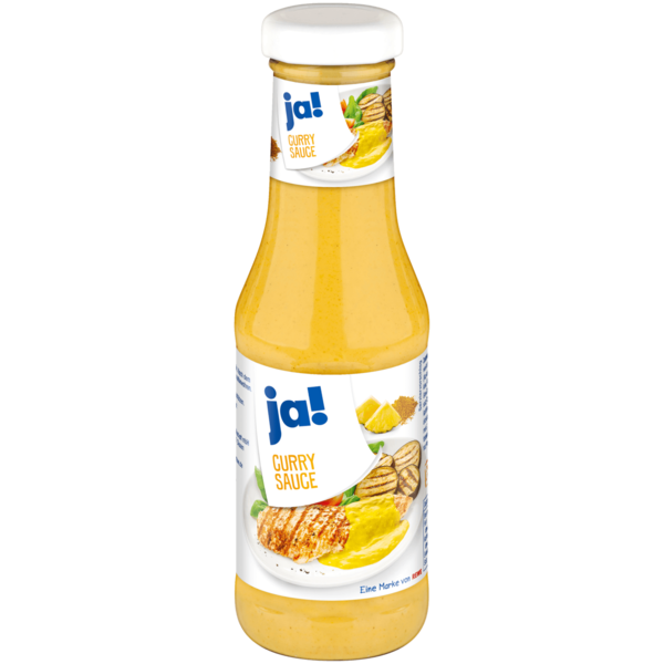 ja! Curry Sauce 300ml