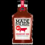 Kühne Würzsauce Made for Meat Cranberry BBQ 375ml