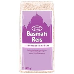 Golden Temple Basmati-Reis 1kg