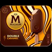Magnum Double Caramel Familienpackung Eis 4 x 88 ml