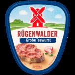 Rügenwalder Mühle Rügenwalder Teewurst grob 125g