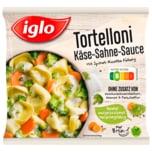 Iglo Tortelloni Käse-Sahnesauce 450g