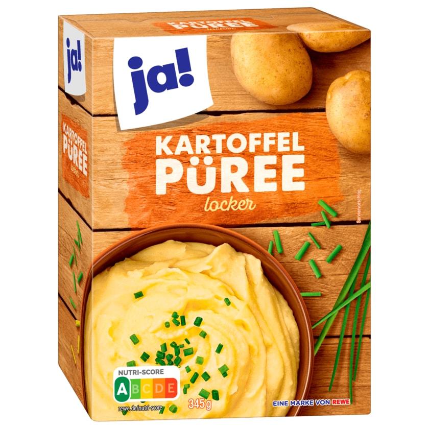 ja! Kartoffelpüree 3x115g