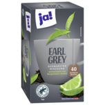 ja! Earl Grey Tee 70g, 40 Beutel