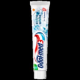Odol-med3 Zahncreme Extra White 75ml