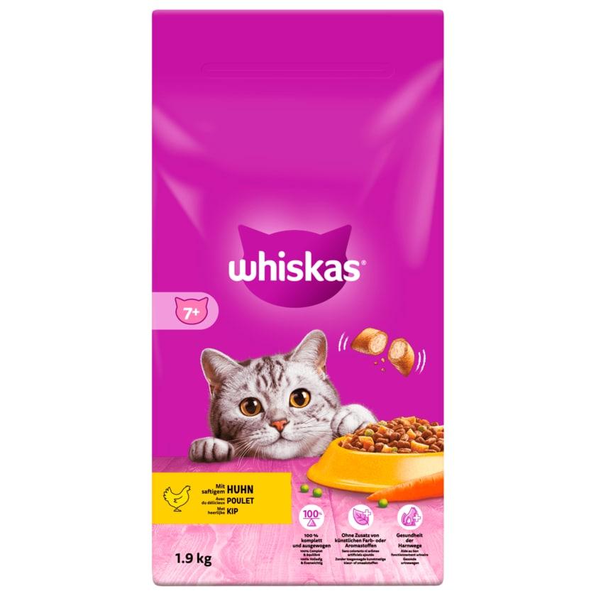 Whiskas 7+ Senior mit Huhn 1,9kg