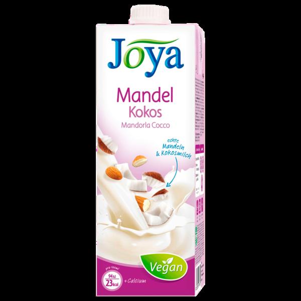 Joya Mandel-Kokos-Drink vegan 1l