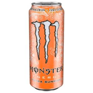 Monster Energy Ultra Sunrise 0,5l