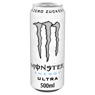 Monster Energy Ultra White 0,5l