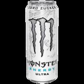 Monster Energy Ultra White 0,5l