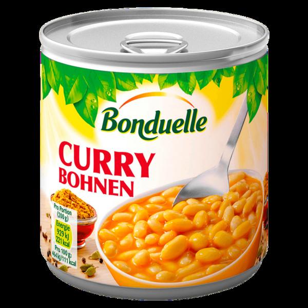 Bonduelle Curry-Bohnen 425ml