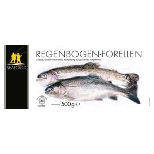 Seafood 2 Regenbogen-Forellen 500g