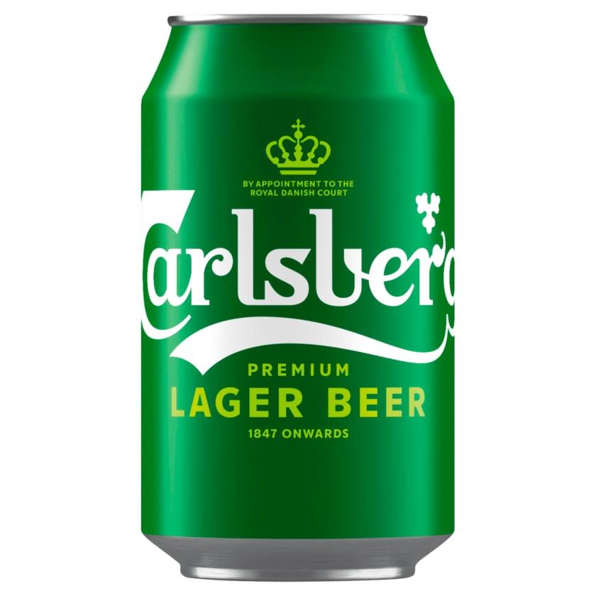 Carlsberg Pilsener 0,33l
