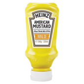 Heinz American Mustard Mild 220ml