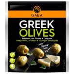 Gaea grüne Oliven Zitronen Oregano 150g