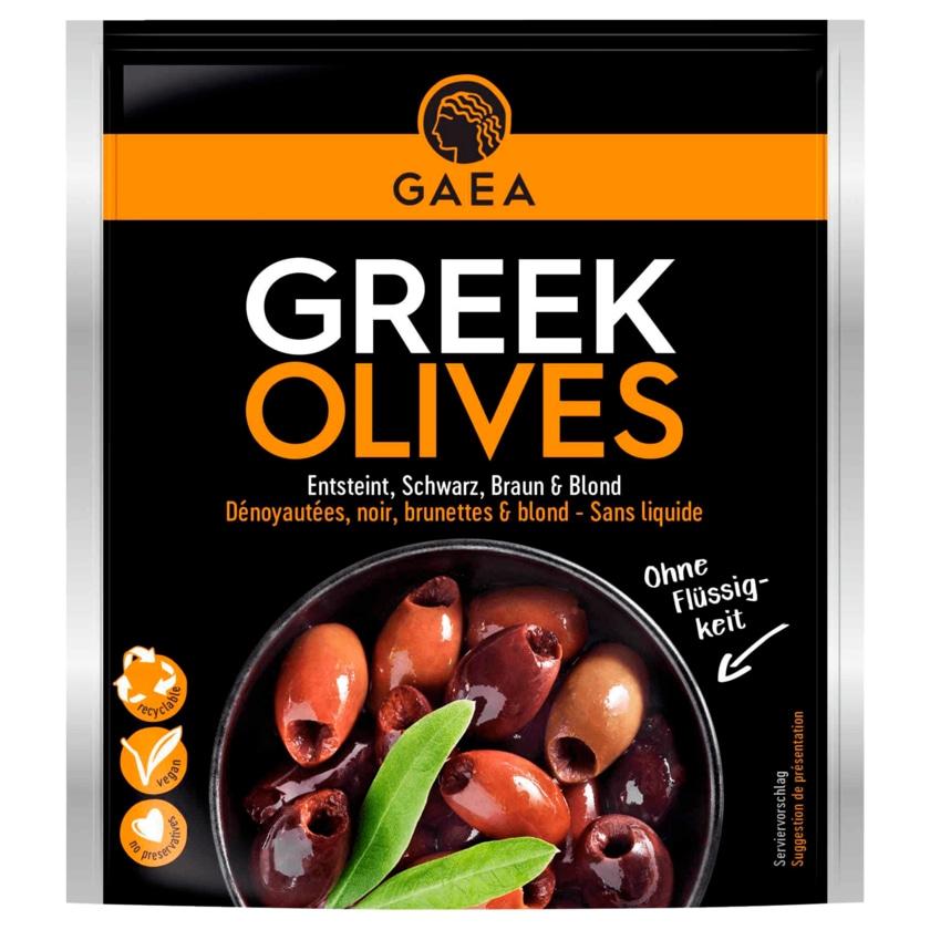 Gaea Kalamata Oliven ohne Stein 150g