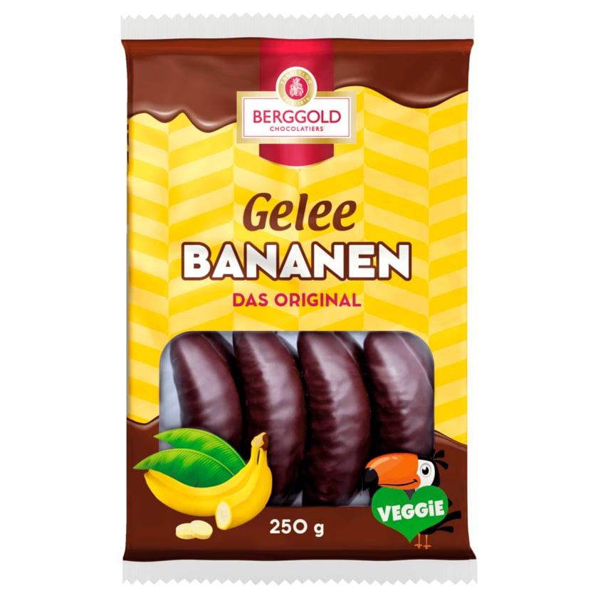 Berggold Gelee Bananen 250g