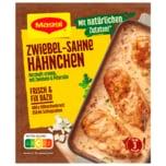 Maggi Fix für Zwiebel-Sahne-Hähnchen 26g