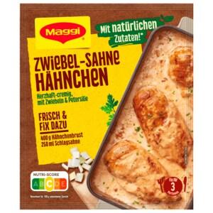 Maggi Fix & frisch Zwiebel-Sahne-Hähnchen 26g