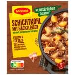 Maggi Fix für Schichtkohl mit Hackfleisch 31g