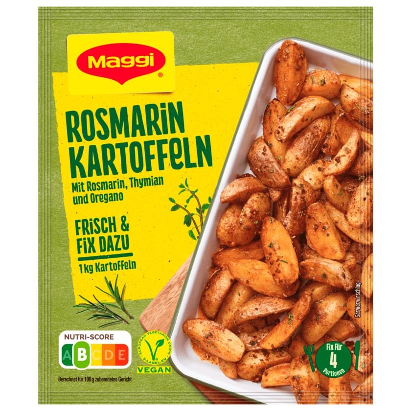 Maggi Fix für Rosmarin Kartoffeln 28g