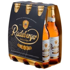 Radeberger Pilsner 6x0 33l Bei Rewe Online Bestellen