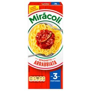 Mirácoli Spaghetti Arrabbiata 3 Portionen 399g