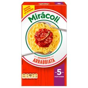 Mirácoli Spaghetti Arrabiata 5 Portionen 636g