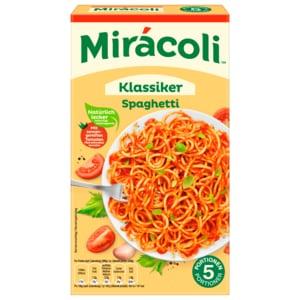 Mirácoli Spaghetti mit Tomatensauce 5 Portionen 634g