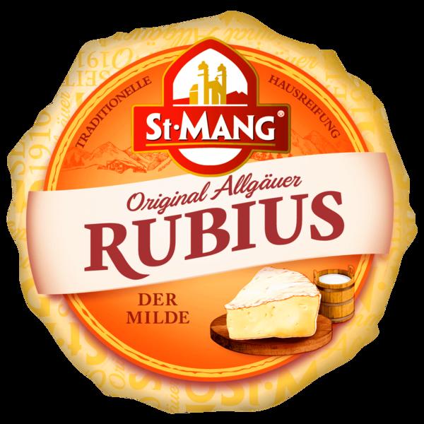 St. Mang Rubius Der Milde 180g