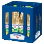 Gerolsteiner und Frucht Apfel Zitrone 12x0,75l