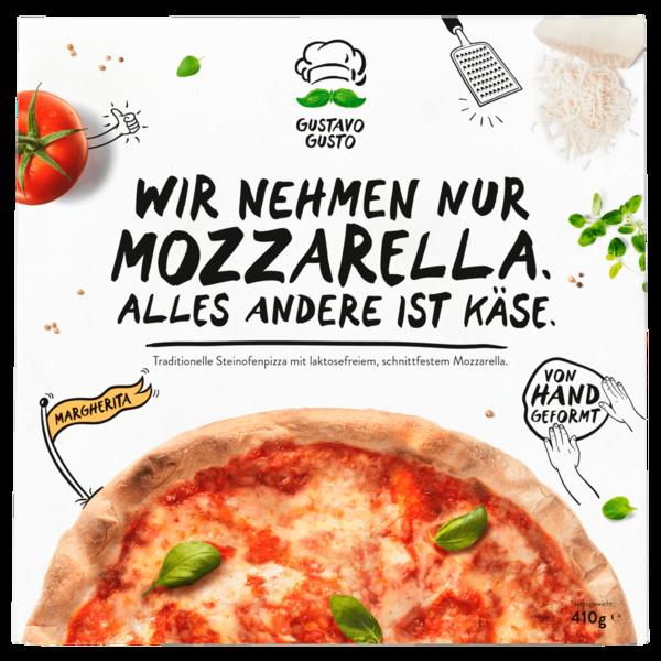 Gustavo Gusto Pizza Margherita 410g