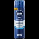Nivea Men Original-Mild Rasiergel für normale Haut 200ml